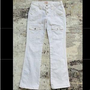 Joie Straight leg White Jeans